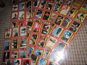 1983 Return of the Jedi Cards London Ontario image 4