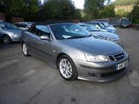2005 (55) Saab 9-3 2.0T Aero Convertible * OUTSTANDING EXAMPLE *