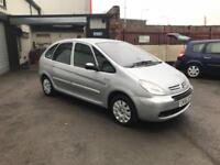 2006/56 Citroen Xsara Picasso 1.6 HDi Exclusive Diesel MPV ONLY £140 Road Tax PA