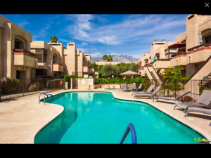 Palm Springs 2. Bedroom condo Weekly April rental