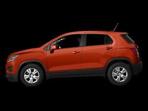 2014 Chevrolet Trax LS   - $71.59 B/W
