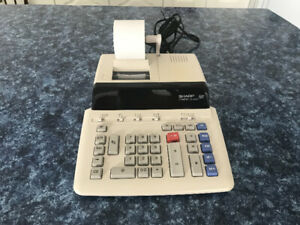 Sharp 2635D Adding Machine