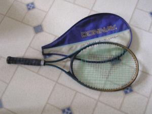Jelinek Tennis Press ,  Donnay Tennis Racquet, Golf Balls