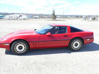 Corvette for sale 1984 in incredible shape