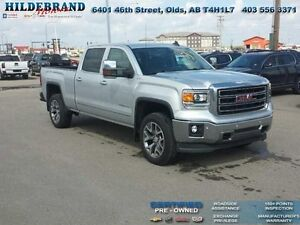 2015 GMC Sierra 1500 SLT  - Certified - IntelliLink -  Navigatio