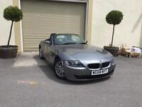 BMW Z4 2.0i 2008 Roadster Only 60.000 Miles !!!