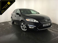 2014 FORD MONDEO TITANIUM X BUSINESS TDCI DIESEL 1 OWNER SERVICE HISTORY FINANCE