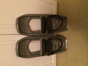 H2O light weight abs snow shoes upto size 13 mens