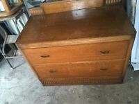 Side board/chest drawers