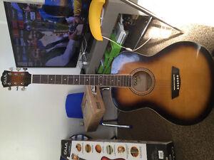 New Acoustic Guitar Kit