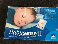 Baby Sense ll movement monitor