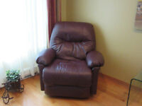 Fauteuil inclinable Reclining chair