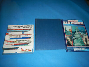 air + sea book set Peterborough Peterborough Area image 1