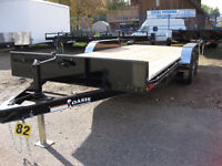 18' Equipment Trailer