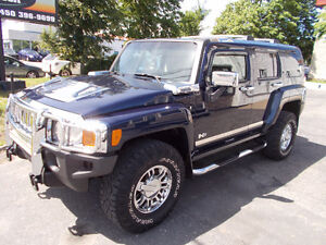 2007 HUMMER H3  ''' TOIT '' CUIR '' MAGS '' Chrome-Package ''
