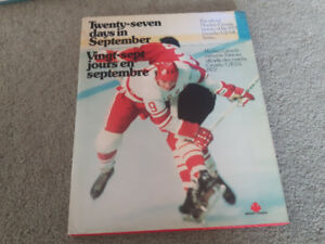 17 Days in September,  the story of the 1972 Summit Series