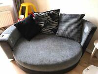 2 peace sofa