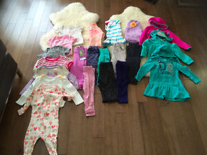 Clothes girls 12-18 months