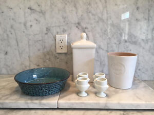 French Country Kitchen Items