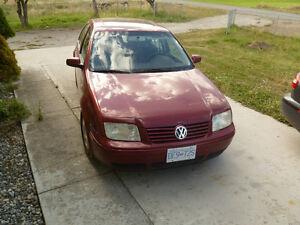 2000 Volkswagen Jetta Diesel