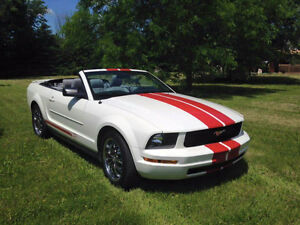 2008 Ford Mustang Cabriolet