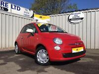 Fiat 500 1.2 ( 69bhp ) Colour Therapy
