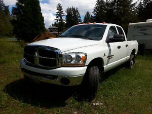 2006 Dodge Power Ram 3500 Diesel Pickup Truck