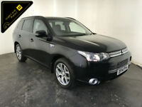 2014 MITSUBISHI OUTLANDER GX 4H AUTOMATIC 1 OWNER SERVICE HISTORY FINANCE PX