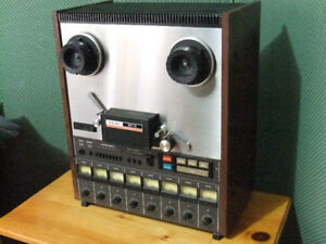 TEAC 80-8 Reel to Reel Tape Recorder Tascam Series