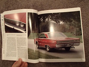 Charger, Road Runner, & Super Bee - Muscle Car Colour History Sarnia Sarnia Area image 4