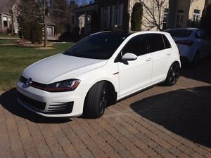 Golf GTI groupe performance comme neuve