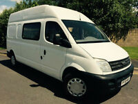 2008 58 LDV MAXUS 3.5T 95 LONG WHEEL BASE HIGH ROOF 9 SEAT CREW VAN *NO VAT*