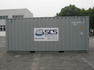 NEW & USED 20' and 40' Sea Containers ~ Blowout Specials!! Edmonton Edmonton Area image 8