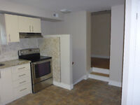 Recently renovated main floor 2 br apt at Bloor/Dufferin