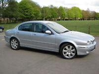 2007 07 REG Jaguar X-TYPE 2.0D SE SATELLITE NAVIGATION