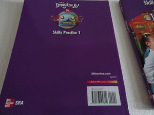 SRA Imagine It 4th grade Reading Textbook hardcover Brand New London Ontario image 5