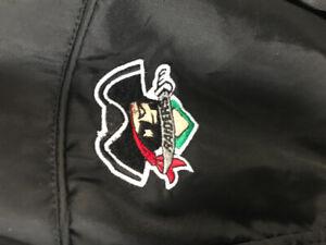Men's Large Raiders Spring Coat