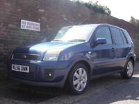 Ford Fusion 1.4 Plus 2006(56) 5 Door Hatchback