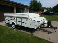 Beautiful 2009 Viking EPIC 1906ST popup camper with extras
