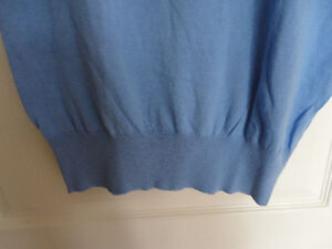 Women's Reitmans light blue half sleeve cable knit sweater Small London Ontario image 5