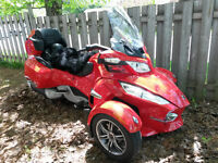 CAN-AM SPYDER RT/RT-S 2012