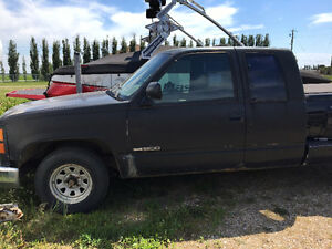 1999 GMC C/K 1500 step side, extended cab Pickup Truck
