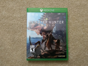 Excellent Condition Xbox One Games
