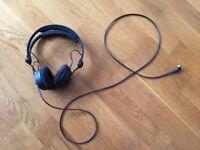 Sennheiser HD25 II DJ headphones