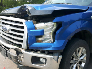Wanted parts for a 2015 Ford f150