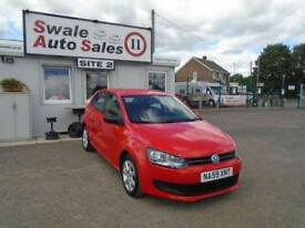 2009 VOLKSWAGEN POLO 1.2 SE - 70,846 MILES -SERVICE HISTORY-LOW INSURANCE GROUP