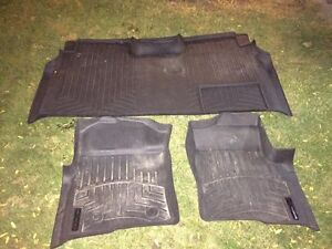 Weather Tec floor mats for Ford F-150 2009-2014 Cambridge Kitchener Area image 1