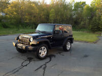 2007 Jeep Wrangler Rubicon Coupe (2 door)