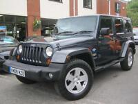2008 08-Reg Jeep Wrangler 2.8 CRD auto Sahara,GEN 63,000 MILES,IMMACULATE!!!!