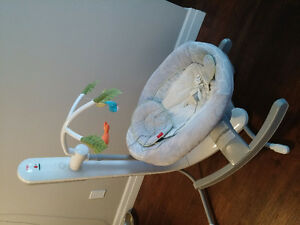 fisher price 4-in-1 swing with rocking seat